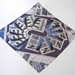 Ada Van Hoorebeke: 'Vuurtongen, Blue' (2016)
