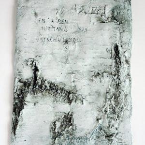 Caroline Coolen: 'Berkenbast #19' (2017)