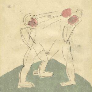Anastasia Bay: 'Boxers #1' (2019)