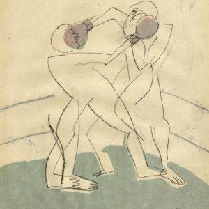 Anastasia Bay: 'Boxers #3' (2019)