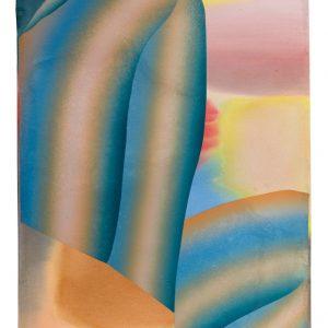 Hadassah Emmerich: 'Blue legs' (2018)