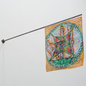 Koi Persyn: 'Janus Flags (2) Hermaphroditos & The Flute Player' (2020)