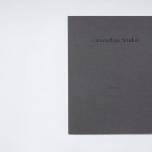 Nick Geboers: 'Camouflage Studies' (2016)