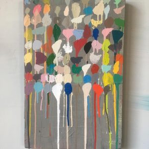 Willem Boel: 'Reward Paintings #02' (2019)