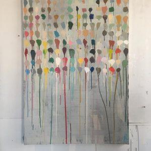 Willem Boel: 'Reward Paintings #013' (2019)