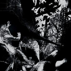 Camille Dufour: 'Lavandière de la Nuit' (2018)