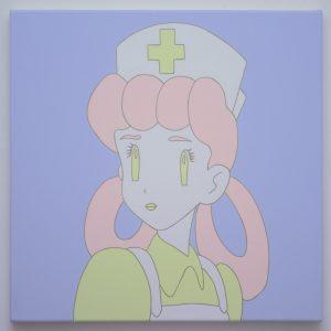 Michael Pybus: 'Lilac Nurse' (2018)