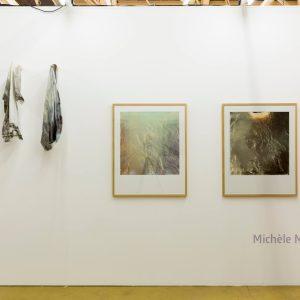 Michèle Matyn: 'Breading Ground Rainbow' (2018)