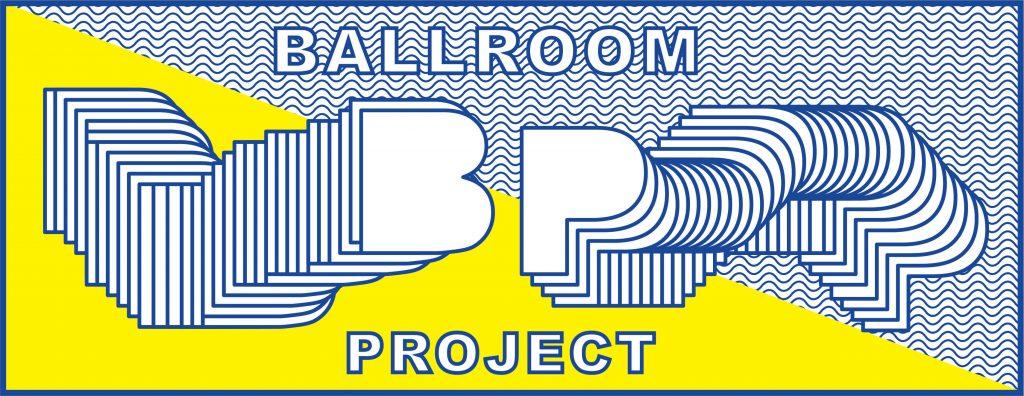 logo, ballroom project
