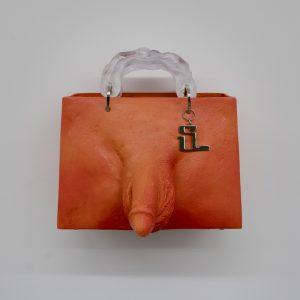 Stef Van Looveren: 'Medium Dick Bag' (2020)