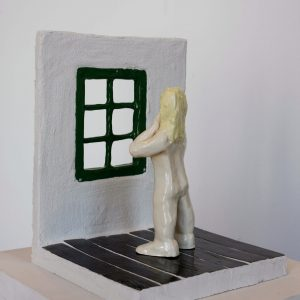 Valgerður Sigurðardóttir: 'Scenes: by the window' (2020)