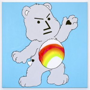 "Michael Pybus: ""Care' Bear' (2019)"