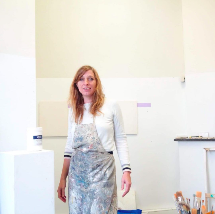 Emilie Terlinden artist portrait