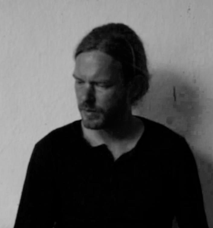 Joris Vanpoucke artist portrait