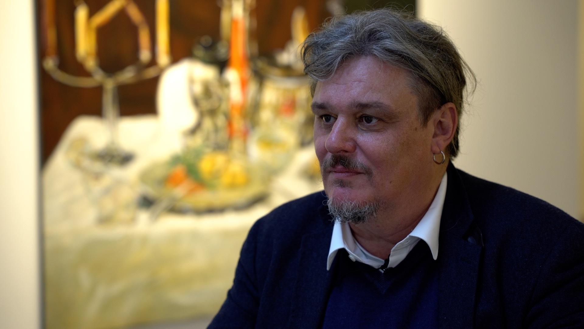 Portrait Jan Van Imschoot